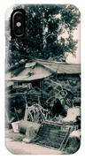 Junk Shop- Tallulah Louisiana IPhone Case