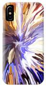Just Abstract Iv IPhone Case