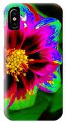 Just Another Regular Flower In The Garden IPhone Case