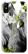 Just The Green IPhone Case
