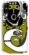 Kachina 1b IPhone Case