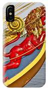 Kalmar Nyckel Red Lion IPhone Case