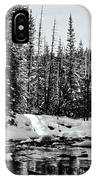 Kananaskis Creek IPhone Case
