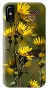 Kansas Monarchs IPhone Case