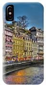 Karlovy Vary - Ceska Republika IPhone Case