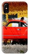 Karmann Ghia IPhone Case