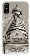 Kathmandu IPhone Case