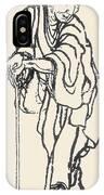 Katsushika Hokusai IPhone Case