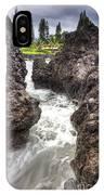 Keanae Peninsula Paradise Maui IPhone Case