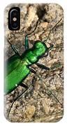 Keen Green IPhone Case