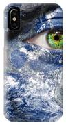 Keep An Eye On The World IPhone Case