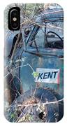 Kent Chevy Truck IPhone Case
