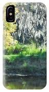 Kiawah Bench IPhone Case