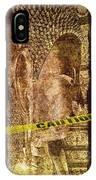Kill The Buddha IPhone Case