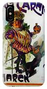 King Carnaval March - Mardi Gras IPhone Case