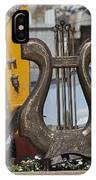 King David's Harp IPhone Case