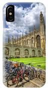 Kings College Cambridge IPhone Case