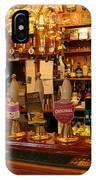 Kings Head Pub Kettlewell IPhone Case
