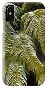 Kiokio Blechnum Novae-zelandiae Covered IPhone Case