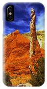 Kodachrome National Park Spire IPhone Case