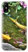 Koi Fish Poses IPhone Case
