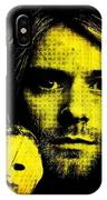 Kurt Cobain IPhone X Case