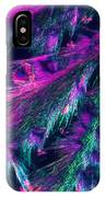 L. Tyrosine Crystals IPhone Case