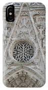 la Chapelle du Saint Esprit IPhone Case