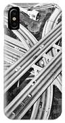 La Freeway Interchange IPhone Case