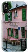 La Maison Rose IPhone Case