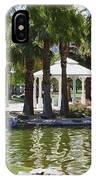 La Quinta Park Summer IPhone Case