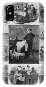 Labor: Women, 1868 IPhone Case