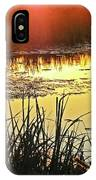 Lacassine Sundown IPhone Case
