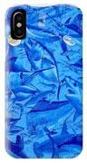 Ladies Gamefish Collage Shirt IPhone Case