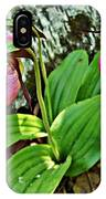 Lady Slipper I IPhone Case