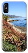Laguna Beach Coastline Photo IPhone Case