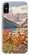 Lake Louise Alberta IPhone Case