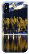 Lake Mary Golden Hour IPhone Case