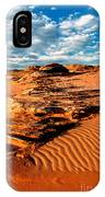 Lake Powell Morning Clouds IPhone Case