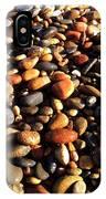 Lake Superior Stones IPhone Case