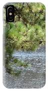 Lakeside Pines IPhone Case