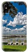 Lakeside View IPhone Case