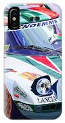 Lancia Stratos Alitalia Rally Catalonya Costa Brava 2008 IPhone Case