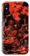 Land Of The Maple IPhone Case