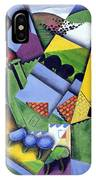 Landscape And Houses At Ceret IPhone Case