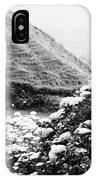 Landscape With Hydrangeas IPhone Case