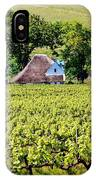 Landscape With Vineyard IPhone Case