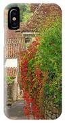 Lane And Ivy In St Cirq Lapopie France IPhone Case