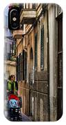 Lane In Palma De Majorca Spain IPhone Case
