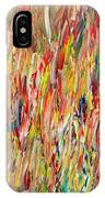 Large Acrylic Color Study 2012 IPhone Case